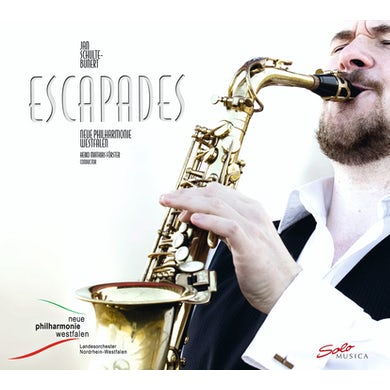 Williams / Schulte-Bunert / Forster ESCAPADES CD