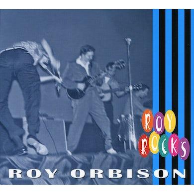 Roy Orbison ROCKS CD