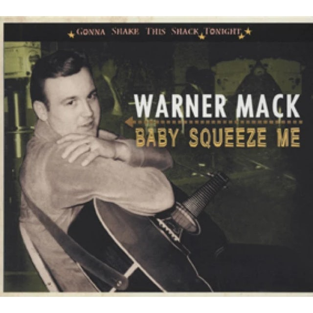 Warner Mack