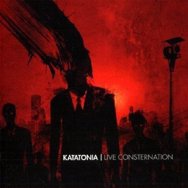 Katatonia LIVE CONSTERNATION CD