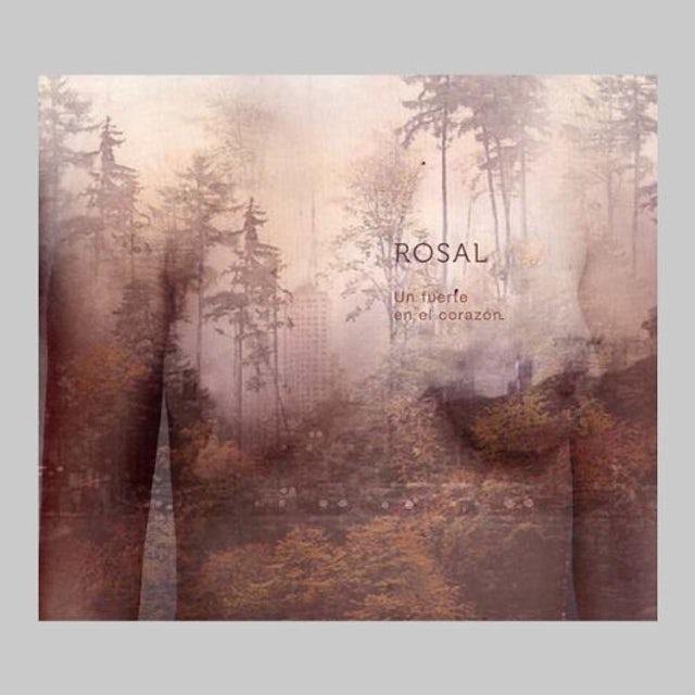 Rosal UN FUERTE EN EL CORAZON CD