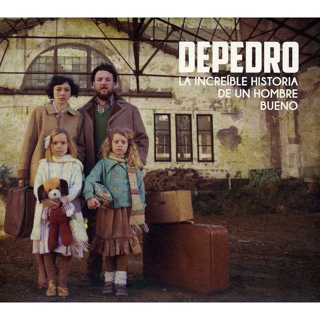 De Pedro LA INCREIBLE HISTORIA DE UN HOMBRE BUENO CD