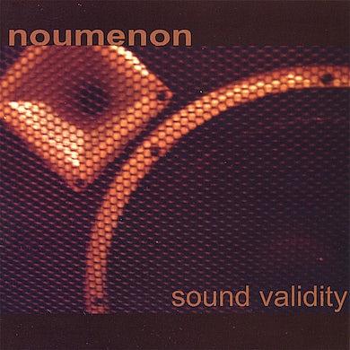 SOUND VALIDITY CD