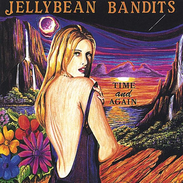 Jelly Bean Bandits TIME AND AGAIN CD