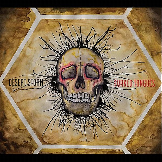 Desert Storm FORKED TONGUES CD