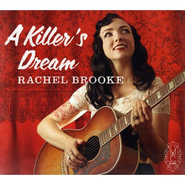 Rachel Brooke KILLER'S DREAM CD