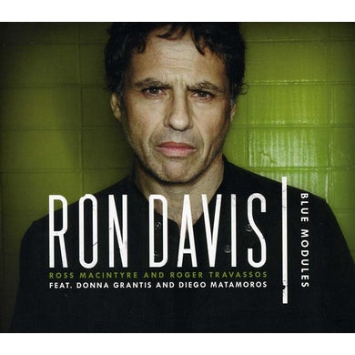 Ron Davis BLUE MODULES CD
