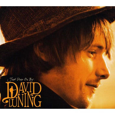 David Luning JUST DROP ON BY CD