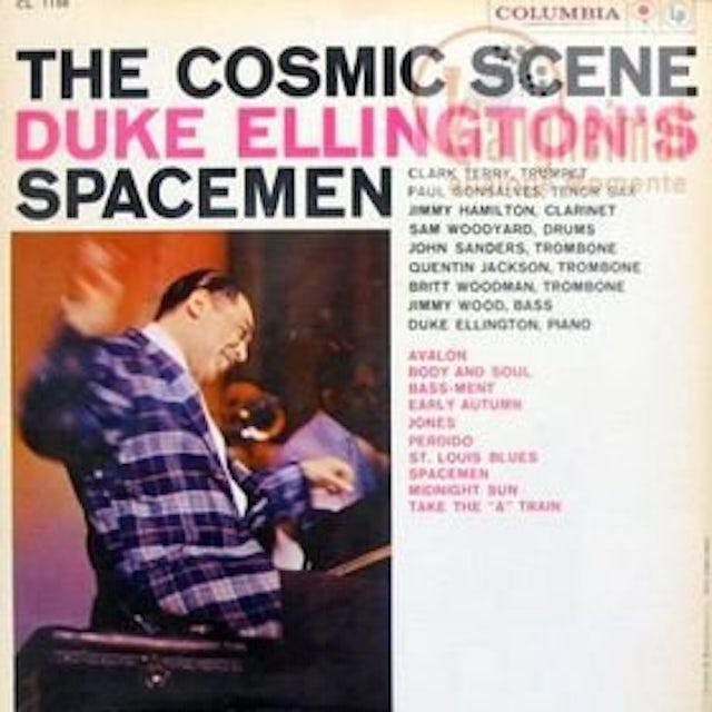 Duke Ellington COSMIC SCENE Vinyl Record