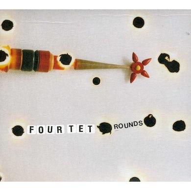 Four Tet  ROUNDS CD