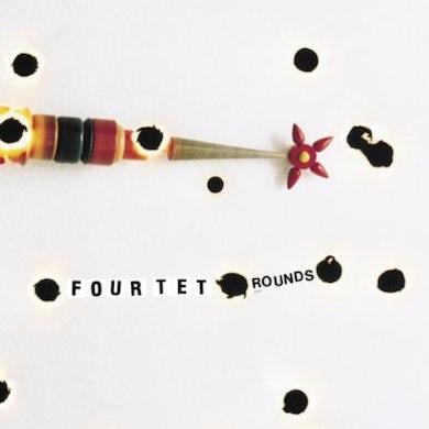 Four Tet  ROUNDS Vinyl Record