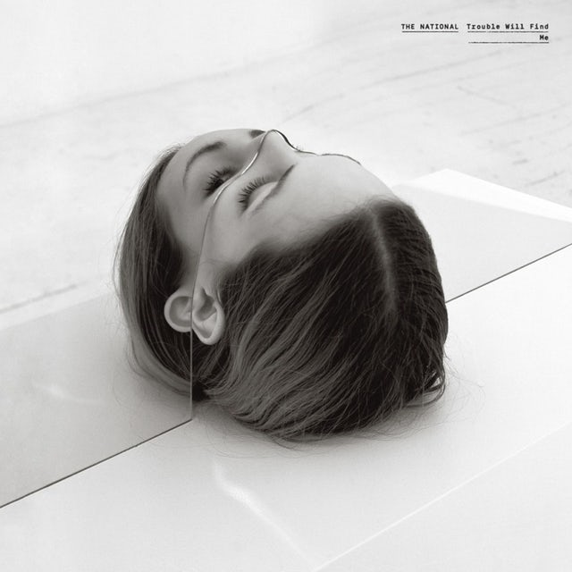 The National TROUBLE WILL FIND ME Vinyl Record