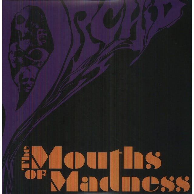 Orchid MOUTHS OF MADNESS Vinyl Record