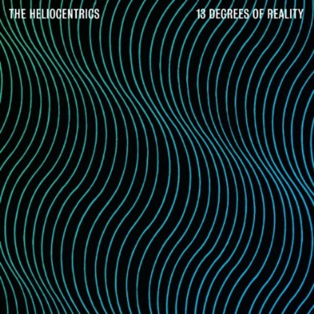 The Heliocentrics 13 DEGREES OF REALITY Vinyl Record