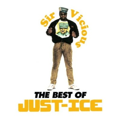 Just-Ice BEST OF CD