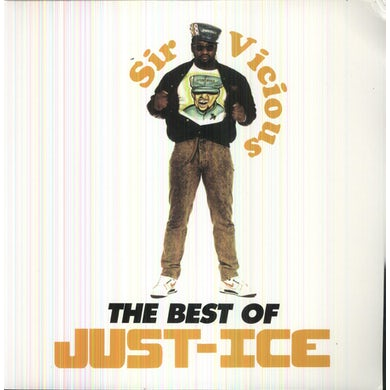 Just-Ice BEST OF Vinyl Record