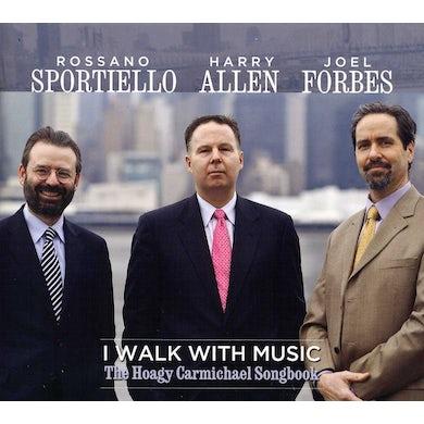 Harry Allen I WALK WITH MUSIC CD