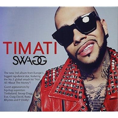 Timati SWAGG CD