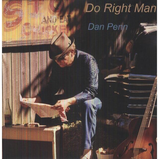 Dan Penn DO RIGHT MAN Vinyl Record