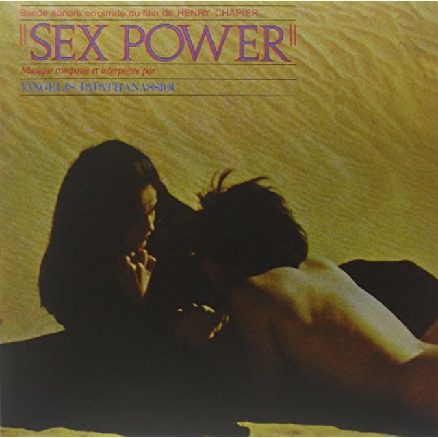 Vangelis SEX POWER Vinyl Record
