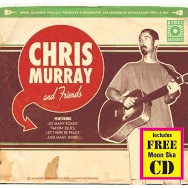 Chris Murray FRIENDS CD