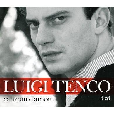 LUIGI TENCO CD