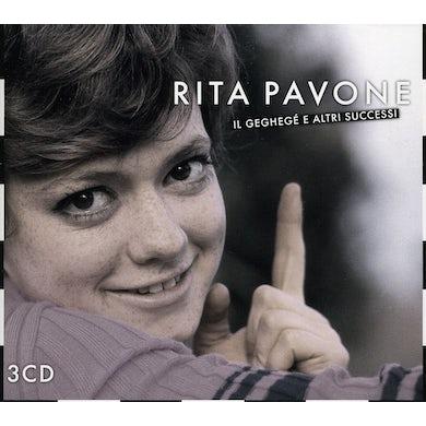 Rita Pavone IL GEGHEGE E ALTRI SUCCESSI CD