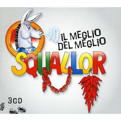 Squallor IL MEGLIO DEL MEGLIO CD