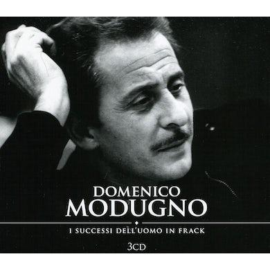 Domenico Modugno I SUCCESSI DELL UOMO IN FRACK CD