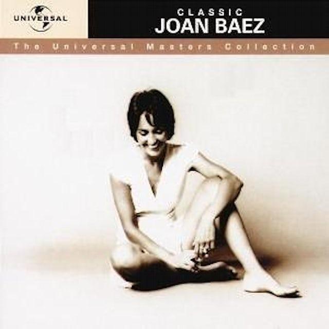 Joan Baez UNIVERSAL MASTERS CD