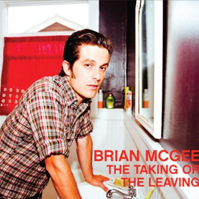 Brian Mcgee TAKING OR THE LEAVING Vinyl Record