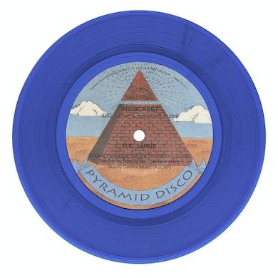 Dc Larue INDISCREET / FACE OF LOVE Vinyl Record