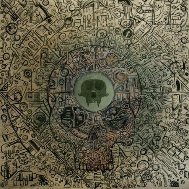 Ape Machine MANGLED BY THE MACHINE CD