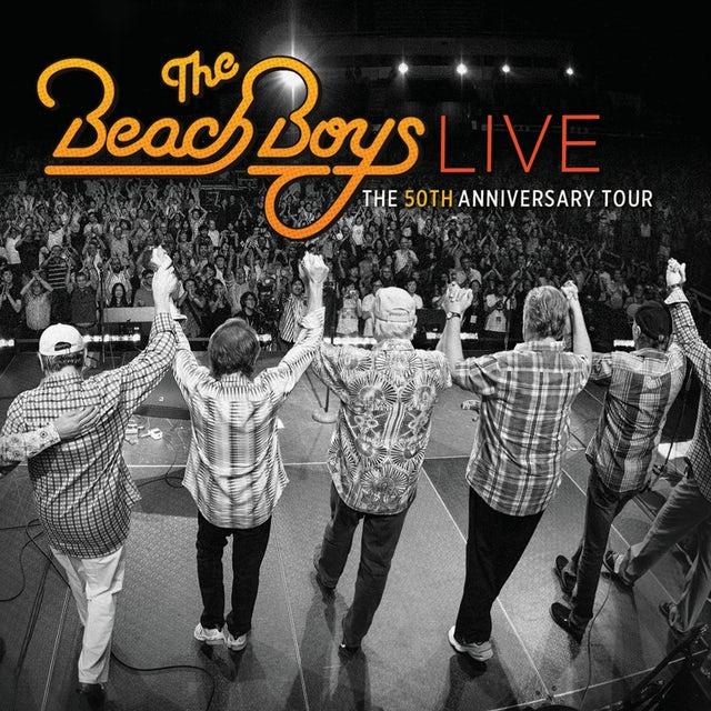The Beach Boys LIVE: THE 50TH ANNIVERSARY TOUR CD
