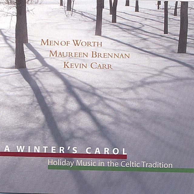 Men of Worth WINTER'S CAROL CD