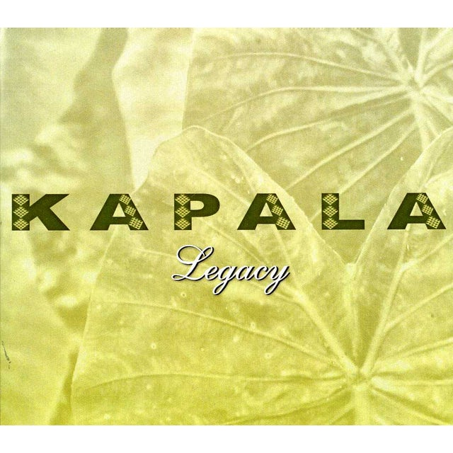 Kapala LEGACY CD