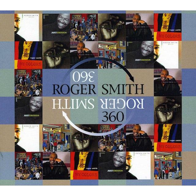 Roger Smith 360 CD