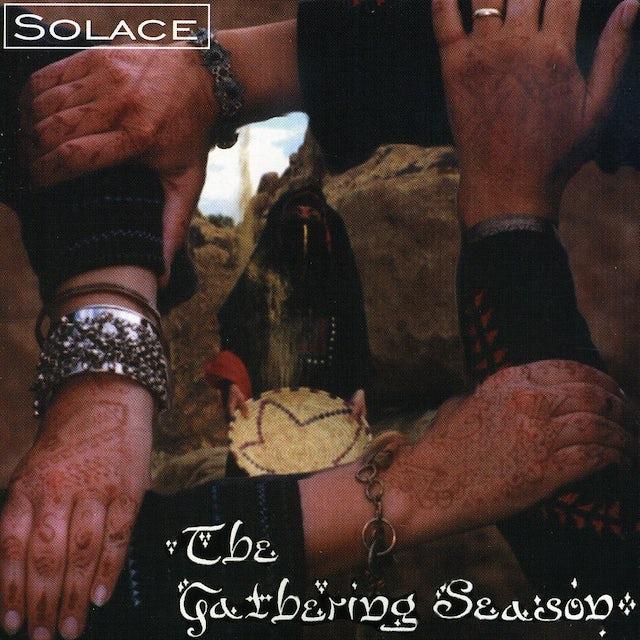Solace GATHERING SEASON CD