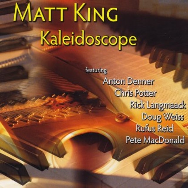 Matt King KALEIDOSCOPE CD
