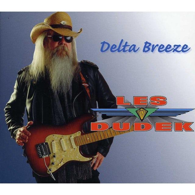 Les Dudek DELTA BREEZE CD