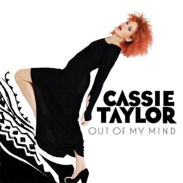 Cassie Taylor OUT OF MY MIND Vinyl Record