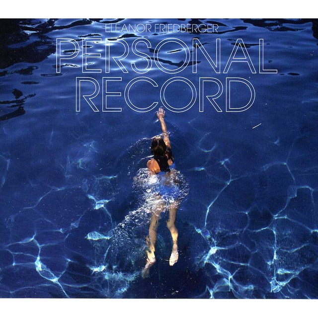 Eleanor Friedberger PERSONAL RECORD CD