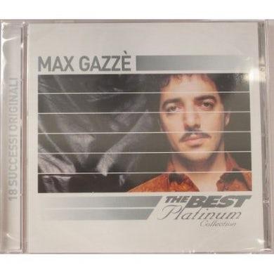 Max Gazze BEST OF PLATINUM CD