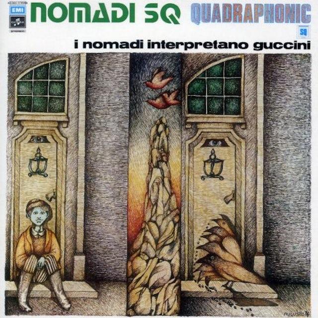 Nomadi INTERPRETANO GUCCINI CD
