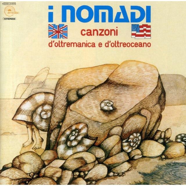 Nomadi CANZONI D'OLTREMANICA CD