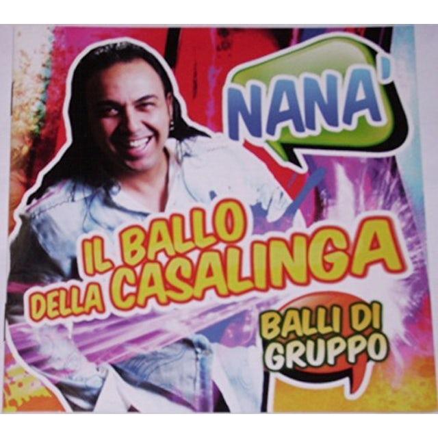 Nana BALLO DELLA CASALINGA CD