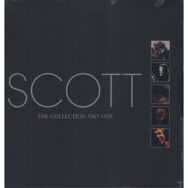 Scott Walker COLLECTION 1967 - 1970 (BOX) (Vinyl)