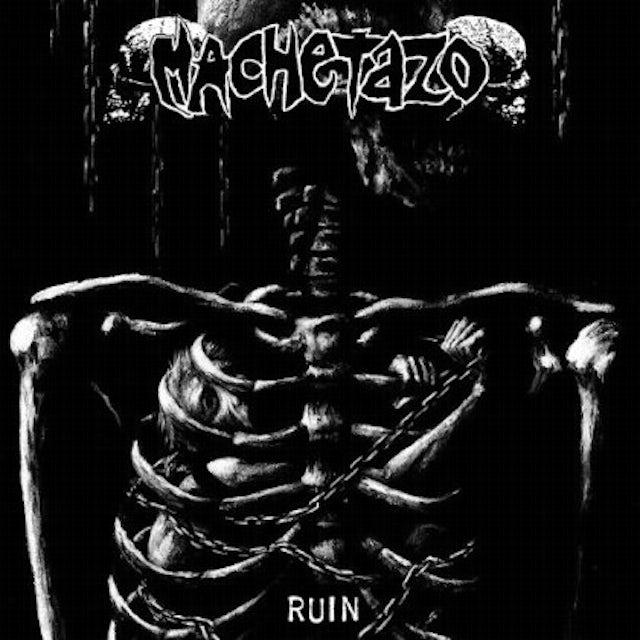 Machetazo RUIN CD