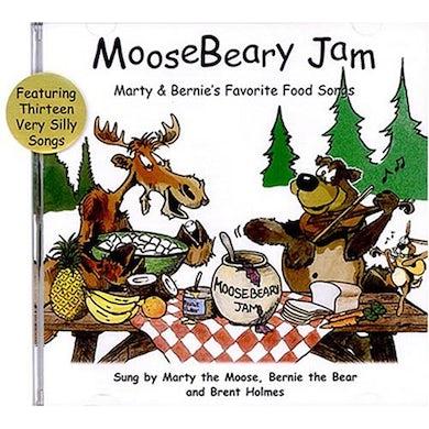 Brent Holmes MOOSEBEARY JAM CD