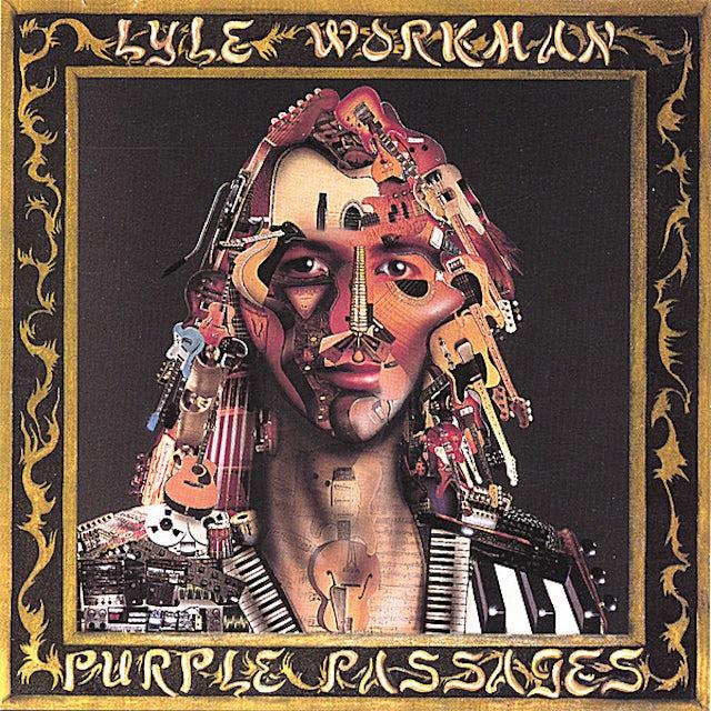 Lyle Workman PURPLE PASSAGES CD